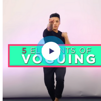How to vogue better than Madonna in 3 minutes