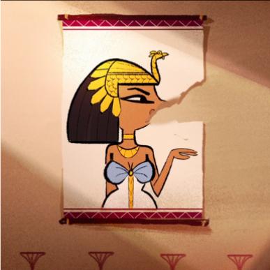 Nez en moins disait Cléopâtre